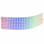 [COM-13304] Flexible LED Matrix - WS2812B (8x32 Pixel)